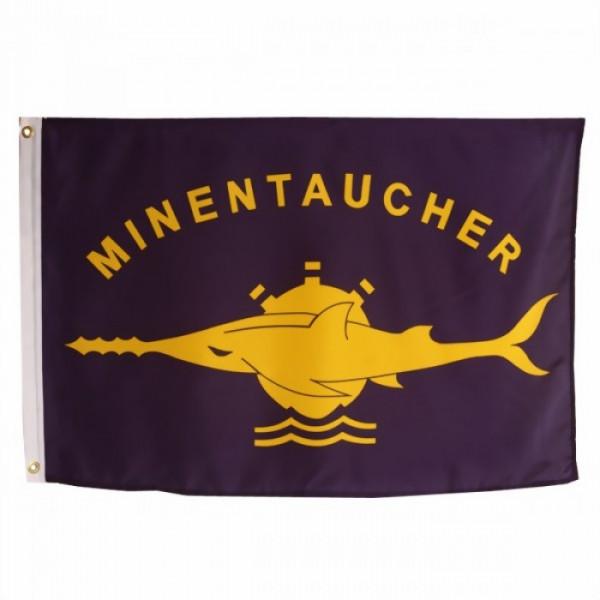 Minentaucher Flagge