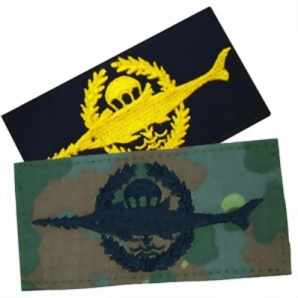 Uniform Tätigkeitsabzeichen Kampfschwimmer