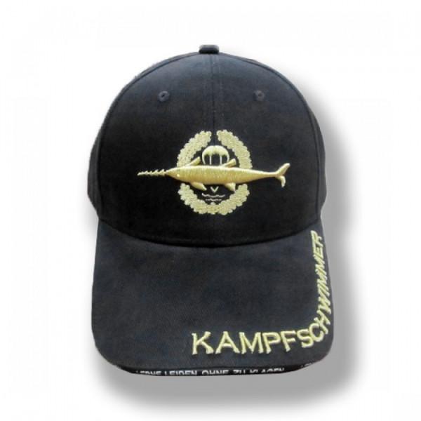 Basecap 3D Kampfschwimmer