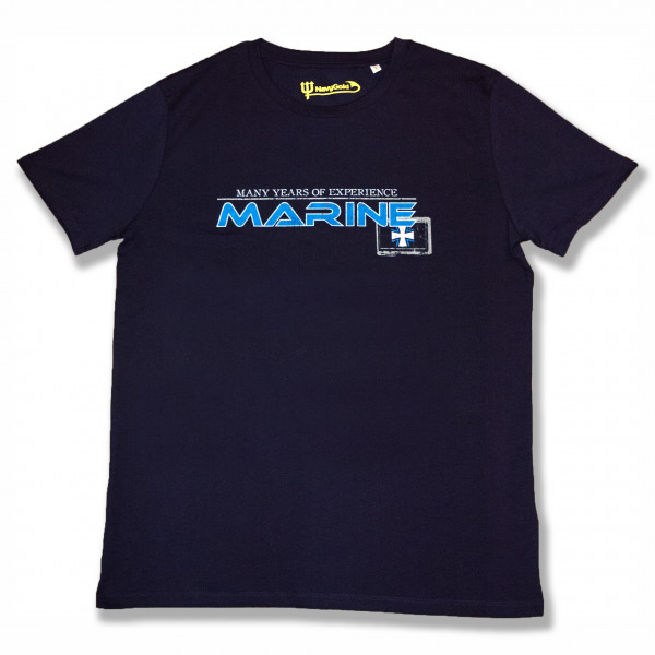 Marine T-Shirt Experience