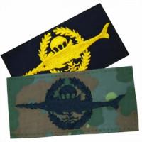 Uniform Tätigkeitsabzeichen Kampfschwimmer Navy