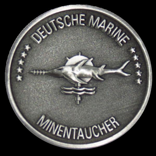 Minentaucher Coin
